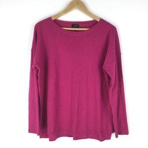 Talbots Size XL Cashmere Crewneck Sweater